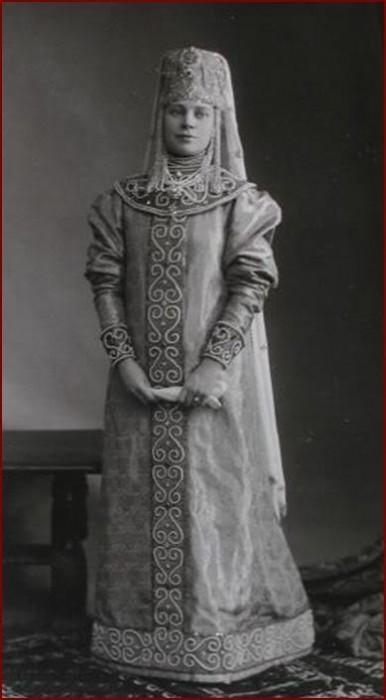 1353623 1903 ball   nad. mikh. golitsyna Царь Николай II возрождал Россию. Собрание редких фотографий