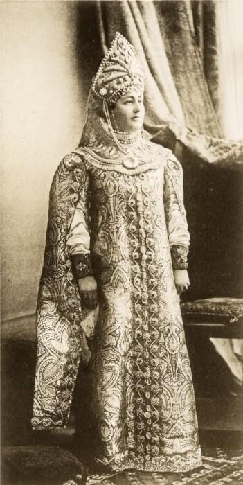 1353647 1903 ball   agrippina konst. zarnekau Царь Николай II возрождал Россию. Собрание редких фотографий
