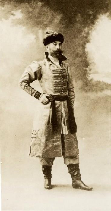 1353653 1903 ball   hristophor platon. derfelden Царь Николай II возрождал Россию. Собрание редких фотографий