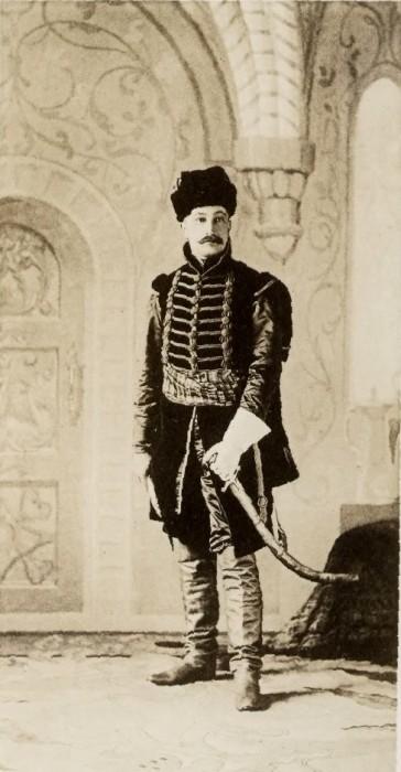 1353657 1903 ball   vas. dolgorukov Царь Николай II возрождал Россию. Собрание редких фотографий
