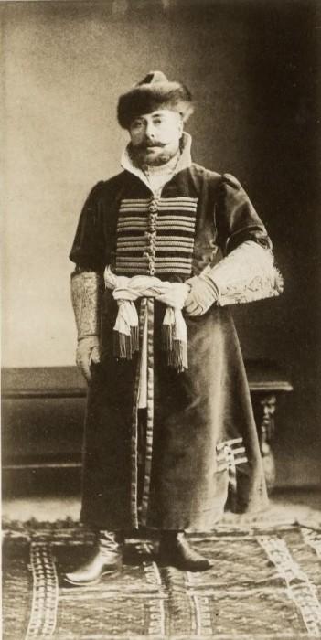 1353665 1903 ball   knorring Царь Николай II возрождал Россию. Собрание редких фотографий