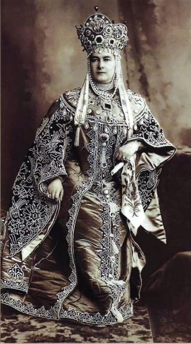 1353669 1903 ball   maria pavl. Царь Николай II возрождал Россию. Собрание редких фотографий