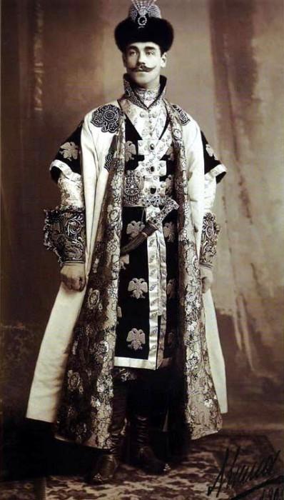 1353671 1903 ball   michael alex. Царь Николай II возрождал Россию. Собрание редких фотографий