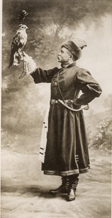 1353675 1903 ball   nik. iv. kutepov Царь Николай II возрождал Россию. Собрание редких фотографий