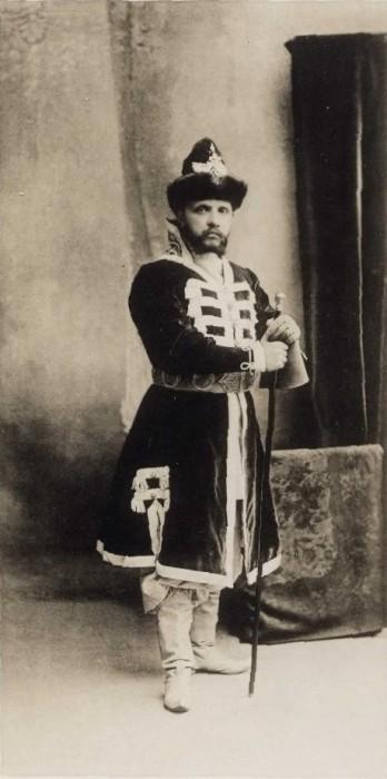 1353677 1903 ball   vl. alex. musin pushkin Царь Николай II возрождал Россию. Собрание редких фотографий