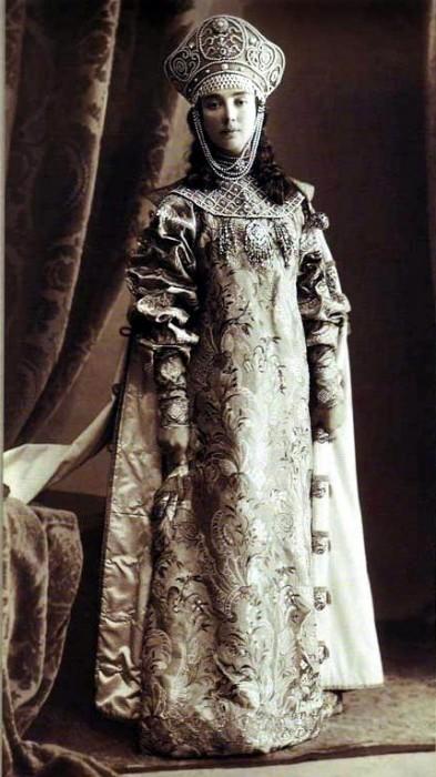 1353689 1903 ball   eliz. nik. obolenskaya Царь Николай II возрождал Россию. Собрание редких фотографий