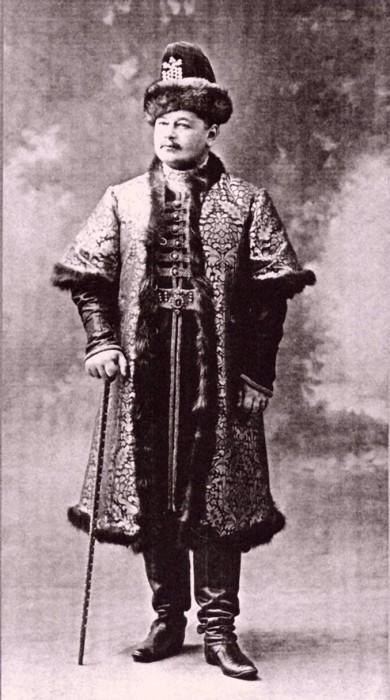 1353693 1903 ball   nik. dm. obolensky Царь Николай II возрождал Россию. Собрание редких фотографий