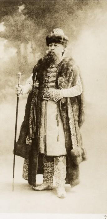 1353699 1903 ball   prozorovskiy golitsyn Царь Николай II возрождал Россию. Собрание редких фотографий