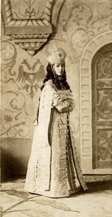 1353703 1903 ball   sofia iv. orbeliani  Царь Николай II возрождал Россию. Собрание редких фотографий