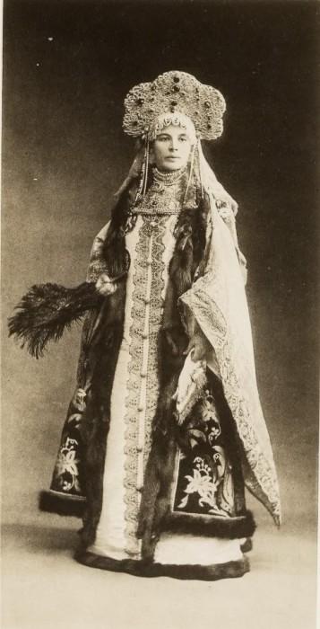 1353721 1903 ball   fersen Царь Николай II возрождал Россию. Собрание редких фотографий