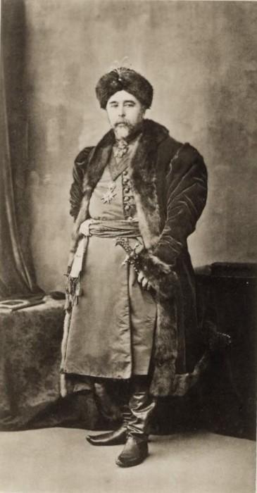 1353725 1903 ball   serg. sheremetev Царь Николай II возрождал Россию. Собрание редких фотографий