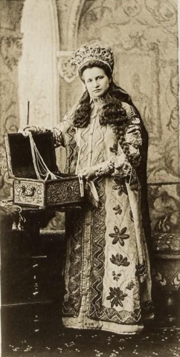 1353727 1903 ball   sofia lv. shakhovskaya Царь Николай II возрождал Россию. Собрание редких фотографий