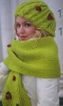 Вяжем шапки, береты, перчатки, шарфы Формат: JPG Размер: 31,9 Мб...
