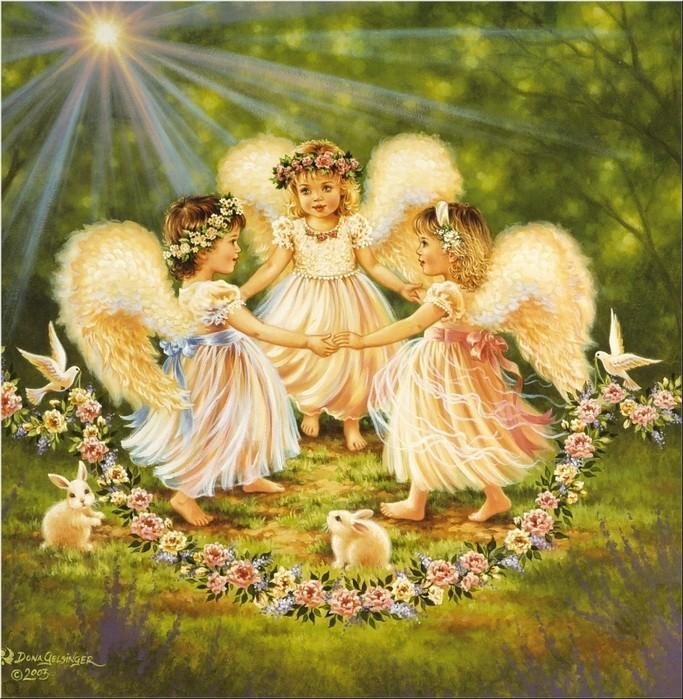 Эро мульт картинки чертенок трахает ангелочка