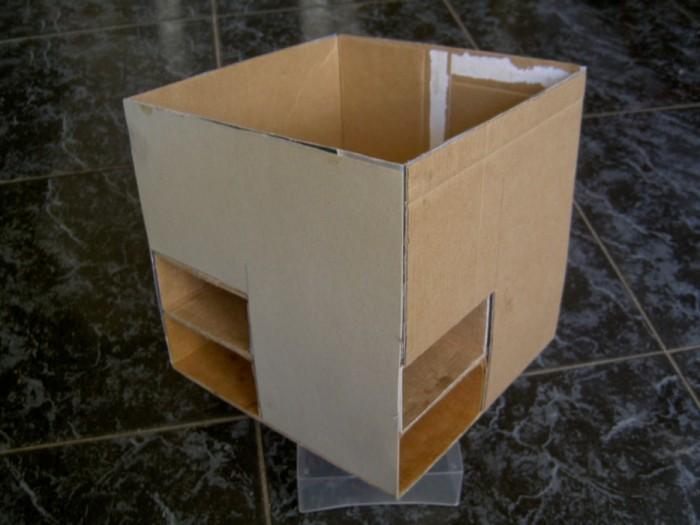 Как сделать бесполезную коробку своими руками 33