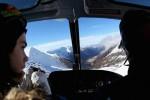Всемирный День Хели Экстрима на горе Стремления в Ванака, Новая Зеландия, 3-5 августа 2010 года.