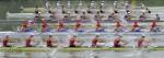 FISA Чемпионат мира по академической гребле в Racice, Чешская Республика, 6 августа 2010 года.