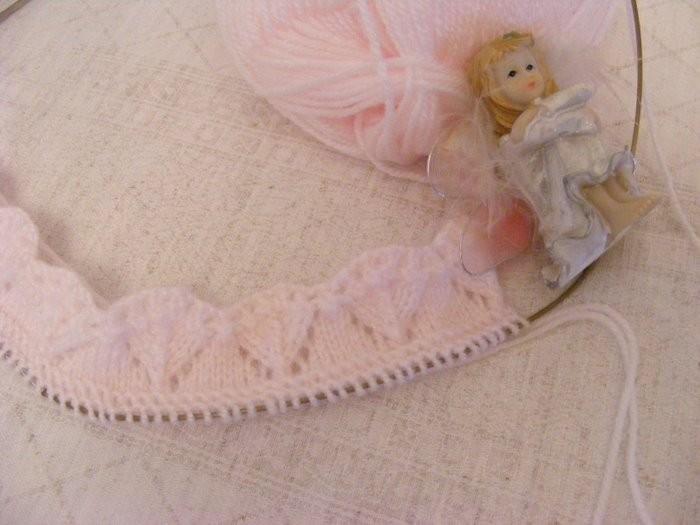 新生的婴儿帽 - maomao - 我随心动