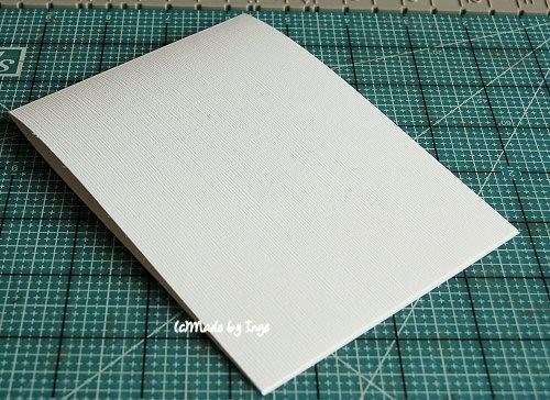 Бумагу 11х30 сложить