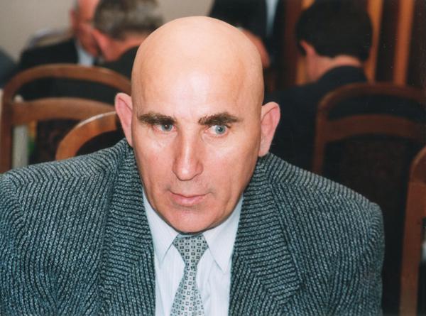 Умер Василий Шандыбин...