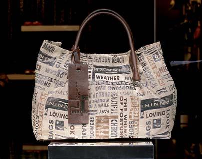 сумки Nannini.