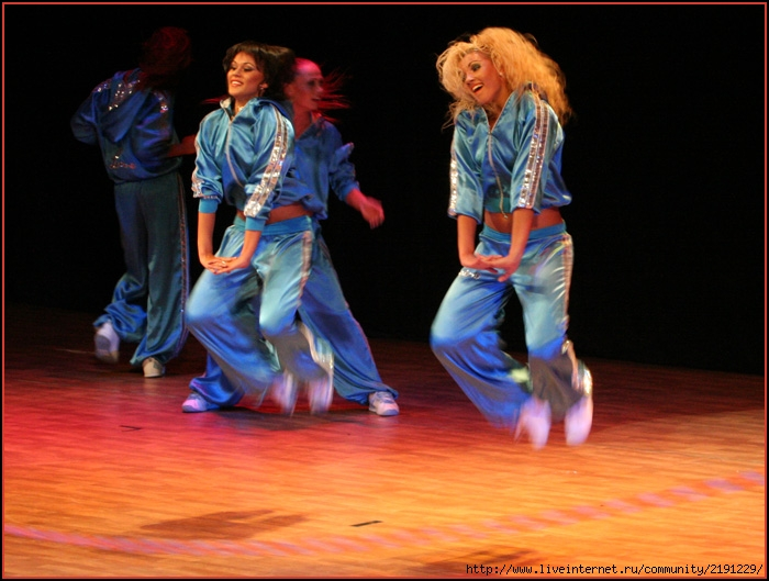 где научиться тонцевать тодес: