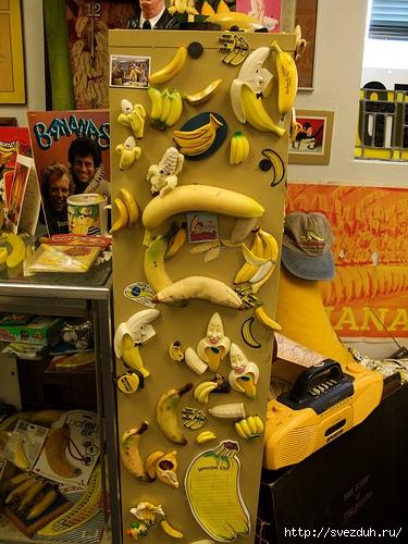 банановая коллекция