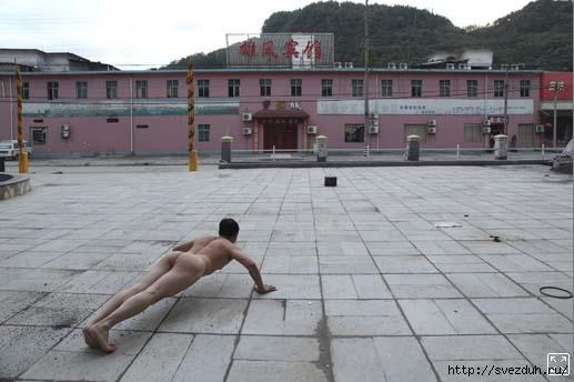 голые китайцы фото