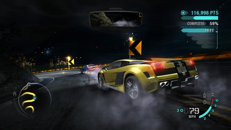 Need for Speed: Антология (PSP) [2005-2008/RUS/ENG]