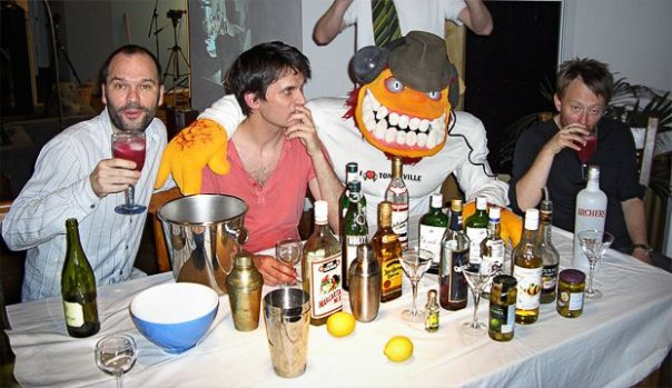 Праздники превращаются в пьянку