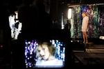 """Посмотреть все фотографии серии Съемки клипа на песню """"Новогодняя"""""""