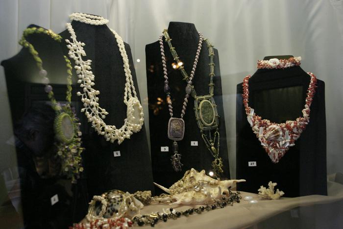 Выставка бисера в Самаре.