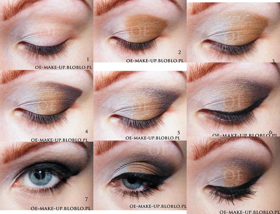Уроки макияжа для начинавших