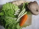 [+] Увеличить - Полевые грибы, зеленый лук, китайская капуста, морковь