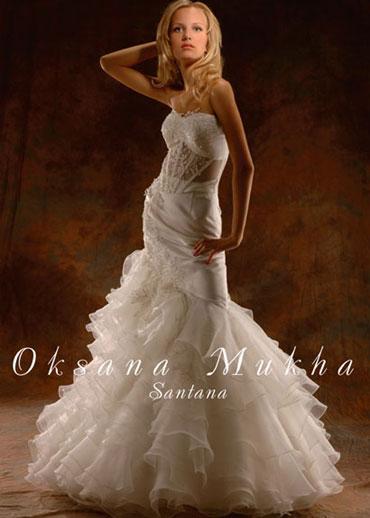 Сантана.  Paradise.  Свадебные платья.