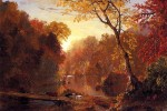 Autumn in North America 1856