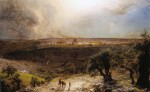 Jerusalem from the Mount of Olives 1870