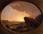Moses Viewing the Promised Land 1846