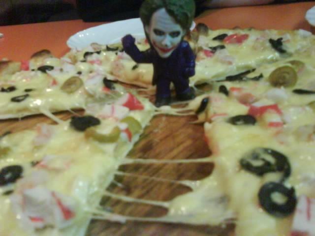 Joker-6 пицца