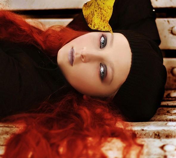 Autumn with sad eyes - Lora Palmer
