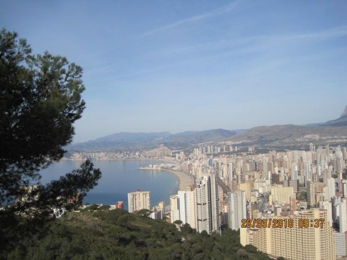 Город испания бенидорм