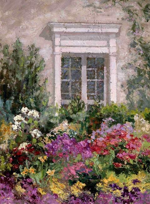 окно в живописи: