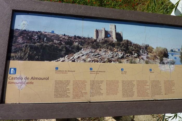 Замок Альмурол (Castelo de Almourol) 72070