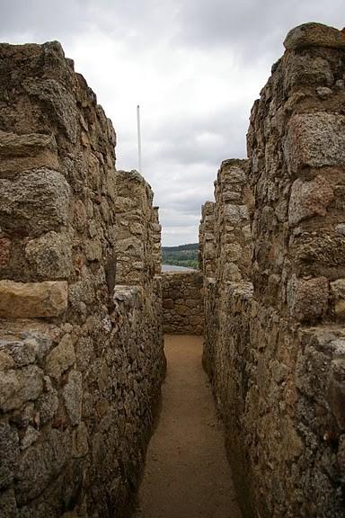 Замок Альмурол (Castelo de Almourol) 72719