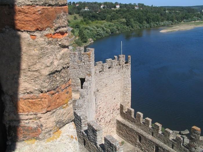Замок Альмурол (Castelo de Almourol) 11605