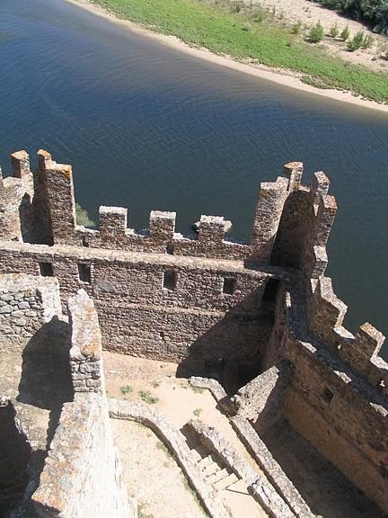 Замок Альмурол (Castelo de Almourol) 89396