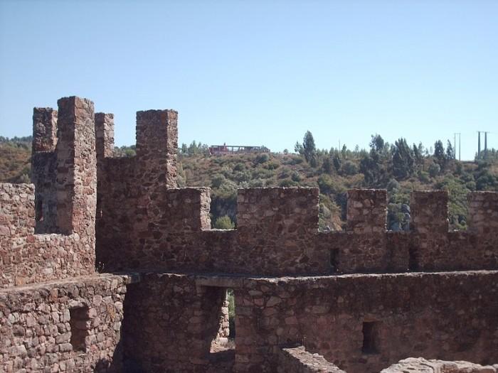 Замок Альмурол (Castelo de Almourol) 66737