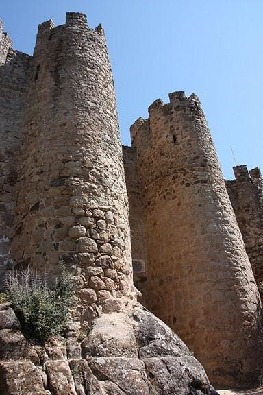 Замок Альмурол (Castelo de Almourol) 62892