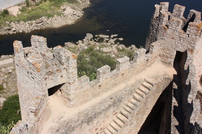 Замок Альмурол (Castelo de Almourol) 74074