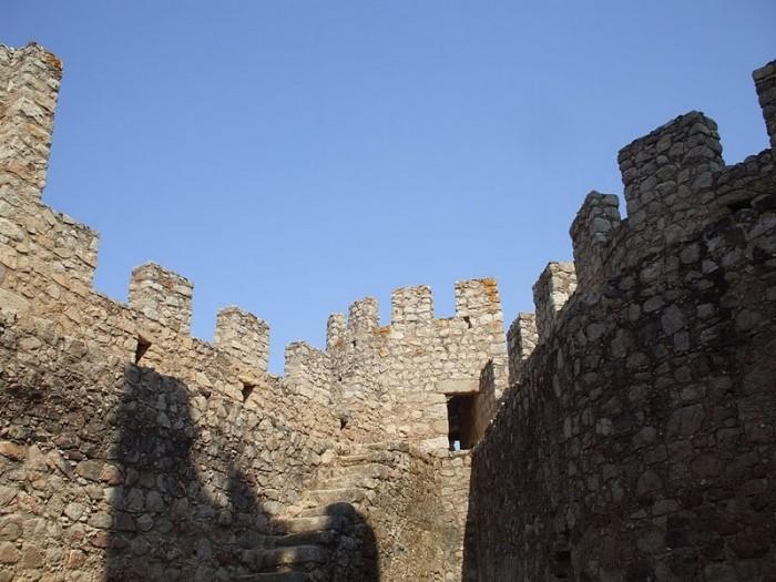 Замок Альмурол (Castelo de Almourol) 36897